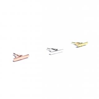 Earring // Silver (single piece)