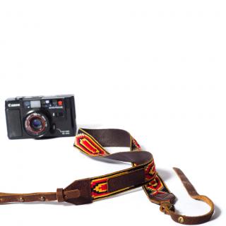 Camera Strap // Peru