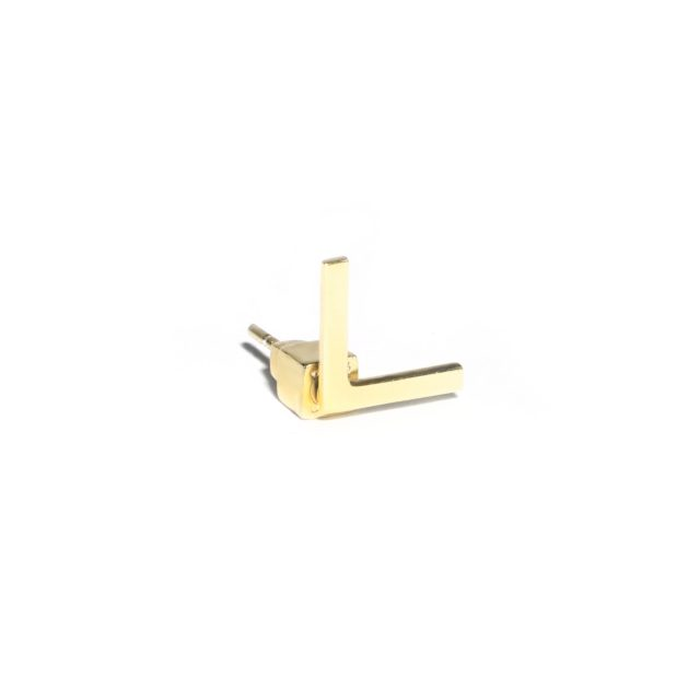 14 kt gold plated