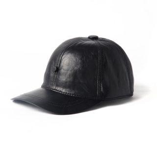 Cap // Black Black Black
