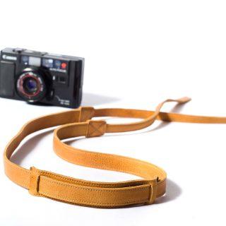 Camera Strap // Camel