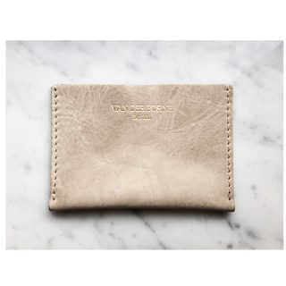 Wallet Blanca // Leather